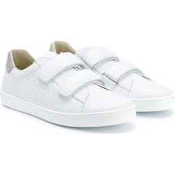 Gucci Kids TEEN touch-strap fastening sneakers found on Bargain Bro UK from Eraldo