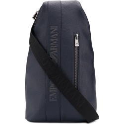 c1856884d217 Emporio Armani single strap backpack - Blue found on MODAPINS from FarFetch.com  - US