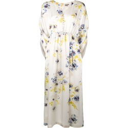 Alice Archer Helia floral dress - Neutrals found on MODAPINS from FarFetch.com - US for USD $534.00