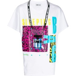 Amen graphic print T-shirt - White found on MODAPINS from FarFetch.com- UK for USD $212.90