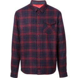 Aztech Mountain Lenado quilted shirt - Red found on MODAPINS from FarFetch.com- UK for USD $1326.63