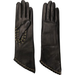 Agnelle Avril gloves - Black found on MODAPINS from FarFetch.com- UK for USD $120.00