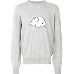 Loewe mouse print sweater - Grey found on MODAPINS from Farfetch:Linkshare:Affiliate:CPA:UK:UK for $810.81