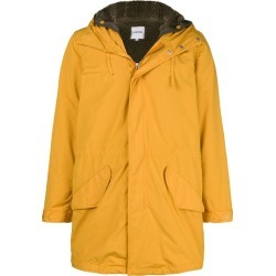 Aspesi lined hooded coat - Orange found on MODAPINS from FarFetch.com- UK for USD $935.26