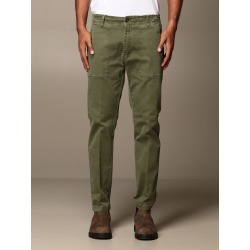 Department 5 Pants Department Five Kargo Trousers In Gabardine found on Bargain Bro Philippines from italist.com us for $181.02