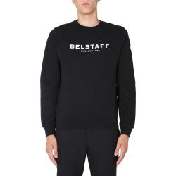 Belstaff Crew Neck Sweatshirt found on MODAPINS from Italist for USD $215.60