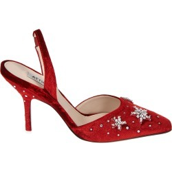 Attico Rhinestone Embroidered Pumps found on MODAPINS from italist.com us for USD $467.06