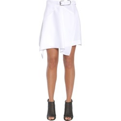 Carven Asymmetric Wrap Effect Skirt found on MODAPINS from Italist for USD $215.75