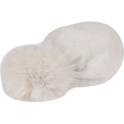 CA4LA White Cashmere-angora Blend Beanie found on Bargain Bro Philippines from italist.com us for $168.00