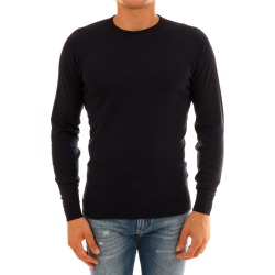 John Smedley Sweater Bue Wool found on MODAPINS from italist.com us for USD $235.06