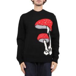Jw Anderson Black Mushroom Sweater