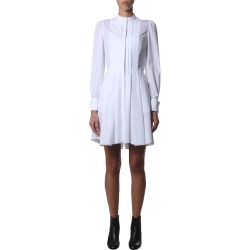 Alexander McQueen Short Cotton Poplin Dress found on MODAPINS from Italist for USD $1147.46