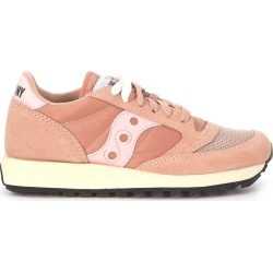Sneaker Saucony Jazz Vintage In Pink Suede And Nylon found on Bargain Bro Philippines from Italist Inc. AU/ASIA-PACIFIC for $208.89