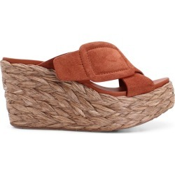 Pedro Garcia donata Leather Wedge found on MODAPINS from italist.com us for USD $400.60
