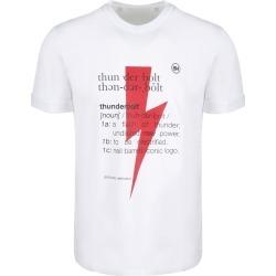 Neil Barrett Thunderbolt T-shirt found on MODAPINS from italist.com us for USD $224.37
