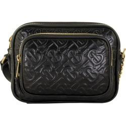 Burberry Monogram Leather Camera Bag found on Bargain Bro India from Italist Inc. AU/ASIA-PACIFIC for $994.05