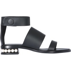 Nicholas Kirkwood Casati Leather Sandal found on MODAPINS from italist.com us for USD $550.85