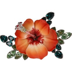 Dsquared2 Embellished Crystal Flower Ring found on Bargain Bro India from italist.com us for $163.34