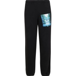 Off-White Waterfall Slim Sweatpant Black Multicolo found on Bargain Bro India from Italist Inc. AU/ASIA-PACIFIC for $563.14