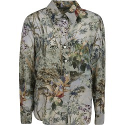 Alberta Ferretti Floral Printed Shirt found on MODAPINS from Italist for USD $591.76