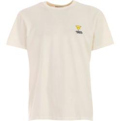 Maison Kitsuné T-shirt S/s Smiley Fox Patch