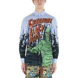 Moschino Collab. Universal Studio Los Angeles Shirt found on Bargain Bro India from italist.com us for $290.25