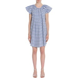 Opening Ceremony Printed Cotton Poplin Dress found on MODAPINS from Italist for USD $196.44