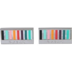 Paul Smith Multi-striped Cufflinks found on Bargain Bro UK from Italist
