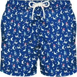 MC2 Saint Barth Soccer Team Light Fabric Swim Shorts found on Bargain Bro from italist.com us for USD $107.35