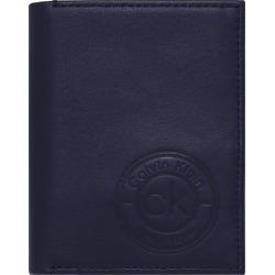 Calvin Klein Navy Blue Vertical Wallet found on Bargain Bro UK from Italist