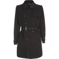 Les Hommes Double Layer Trench found on MODAPINS from italist.com us for USD $1202.26