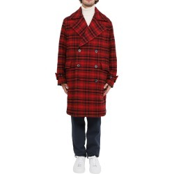 Barena Red Galioto Mistro Coat found on MODAPINS from Italist for USD $1191.34