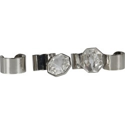 Maison Margiela Assorted Ring found on Bargain Bro India from italist.com us for $416.38