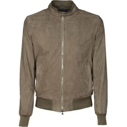 Barba Napoli Classic Zip Bomber found on MODAPINS from italist.com us for USD $521.93