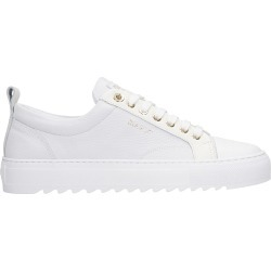 Mason Garments Astro Sneakers In White Leather found on MODAPINS from Italist for USD $324.00
