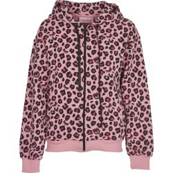 Chiara Ferragni Pink Leopard Hoodie found on MODAPINS from italist.com us for USD $221.10