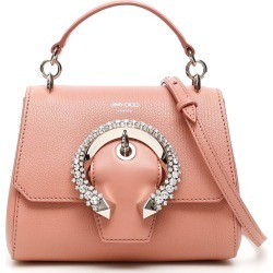Jimmy Choo Crystal Buckle Small Top Handle Madeline Bag found on Bargain Bro UK from Italist