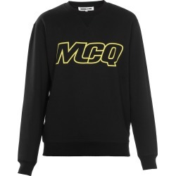 McQ Alexander McQueen Sweatshirt With Logo found on Bargain Bro India from Italist Inc. AU/ASIA-PACIFIC for $278.58
