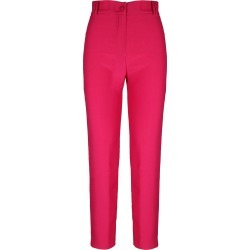Hebe Studio Slim Fit Trousers found on MODAPINS from Italist for USD $198.26
