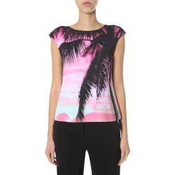 Boutique Moschino Sleeveless Top found on MODAPINS from Italist for USD $196.52