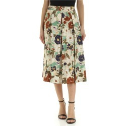 Ballantyne Printed Silk Skirt found on MODAPINS from Italist for USD $402.59