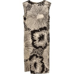 Aspesi Sleeveless Printed Dress found on MODAPINS from Italist for USD $355.12