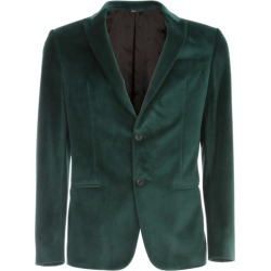 Emanuel Ungaro Viscose Velvet Jacket found on MODAPINS from italist.com us for USD $518.91