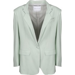 Hebe Studio Classic Pastel Blazer found on MODAPINS from Italist for USD $380.24