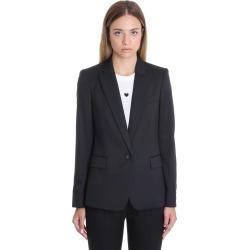 Stella McCartney Iris Blazer In Black Wool found on Bargain Bro UK from Italist