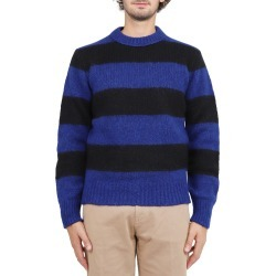 Doppiaa Striped Aaprica Sweater found on MODAPINS from Italist for USD $255.64