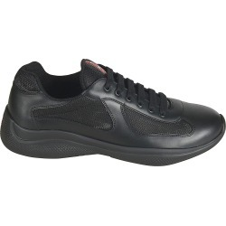 Prada Mesh Paneled Sneakers found on MODAPINS from Italist for USD $523.11