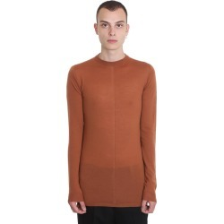 Rick Owens Biker Level Knitwear In Brown Wool found on Bargain Bro UK from Italist