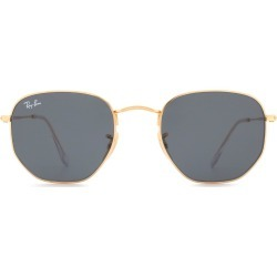 Ray-Ban Ray-ban Rb3548n Gold Sunglasses found on Bargain Bro UK from Italist