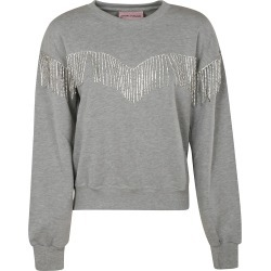 Chiara Ferragni Frange Strass Sweatshirt found on MODAPINS from italist.com us for USD $180.49